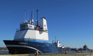 Harvey Gulf Supply Crew Vessel 1