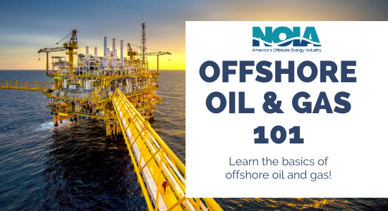 Offshore Oil & Gas 101